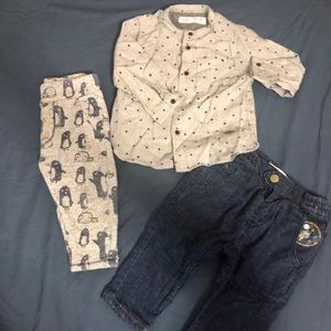 Zara's Baby Clothes